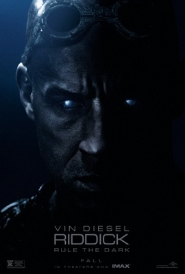 Riddick movie poster (2013) poster MOV_c5641ac9