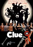 Clue movie poster (1985) picture MOV_c565fd81
