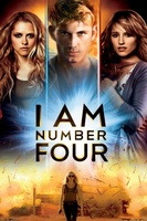 I Am Number Four movie poster (2011) picture MOV_f26ae7d4