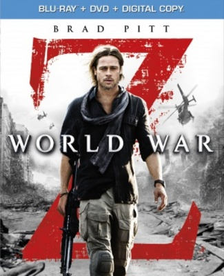 World War Z movie poster (2013) poster MOV_c56c909a