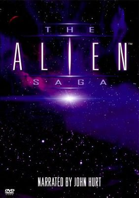 The Alien Saga movie poster (2002) poster MOV_c570cf7f
