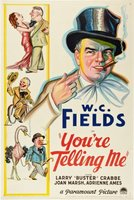 You're Telling Me! movie poster (1934) picture MOV_c578580b