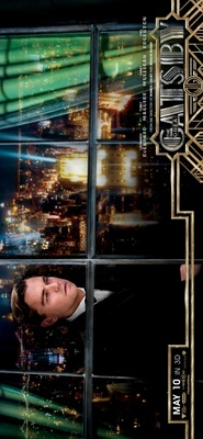The Great Gatsby movie poster (2012) poster MOV_c57afccf