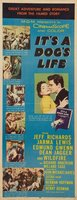 It's a Dog's Life movie poster (1955) picture MOV_c5840a43