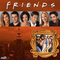 Friends movie poster (1994) picture MOV_863e1b59