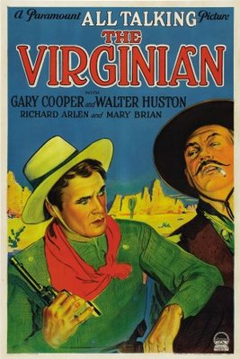 The Virginian movie poster (1929) poster MOV_c58d59ba