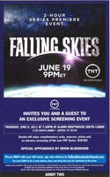 Falling Skies movie poster (2011) picture MOV_c58dc5ae