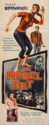 The Rebel Set movie poster (1959) poster MOV_c5904cb7