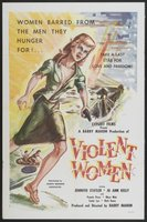 Violent Women movie poster (1960) picture MOV_c590bbbc