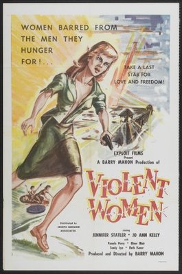 Violent Women movie poster (1960) poster MOV_c590bbbc