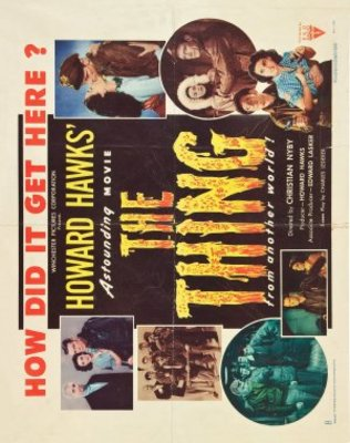 The Thing From Another World movie poster (1951) poster MOV_c59c1df9