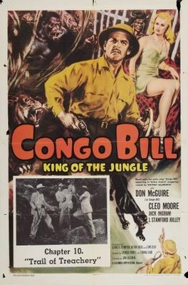 Congo Bill movie poster (1948) poster MOV_c59df1c2