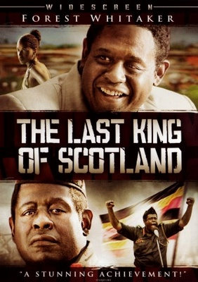 The Last King of Scotland movie poster (2006) poster MOV_c5a60a8f
