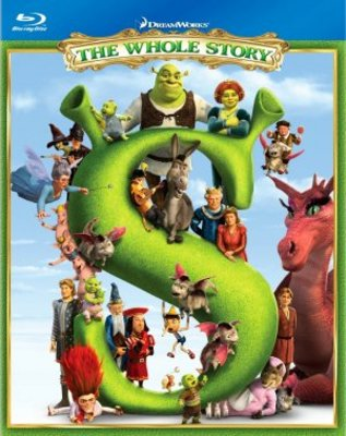Shrek movie poster (2001) poster MOV_c5a905b1