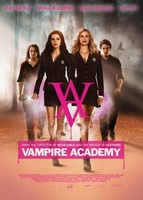 Vampire Academy movie poster (2014) picture MOV_c5aaa8b7