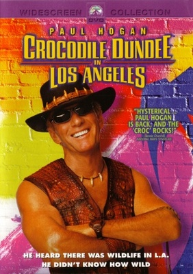 Crocodile Dundee in Los Angeles movie poster (2001) poster MOV_c5ad5d77