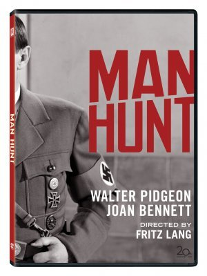 Man Hunt movie poster (1941) poster MOV_c5b3dec6