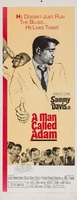 A Man Called Adam movie poster (1966) picture MOV_43efe20c