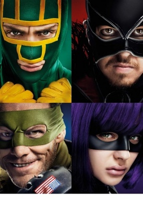 Kick-Ass 2 movie poster (2013) poster MOV_c5ba5b0d