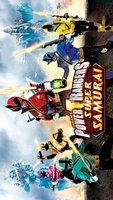 Power Rangers Samurai movie poster (2011) picture MOV_c5c2d452