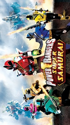 Power Rangers Samurai movie poster (2011) poster MOV_c5c2d452