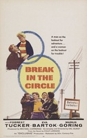 Break in the Circle movie poster (1955) picture MOV_c5c57421