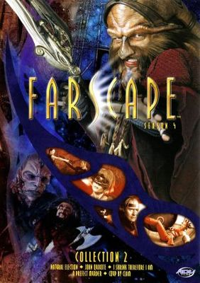 Farscape movie poster (1999) poster MOV_c5c843b3
