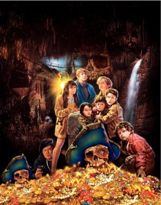 The Goonies movie poster (1985) poster MOV_c5cbe63f