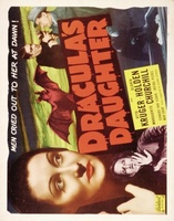 Dracula's Daughter movie poster (1936) picture MOV_c5cf240a