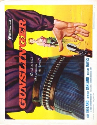 Gunslinger movie poster (1956) poster MOV_c5cf99a8