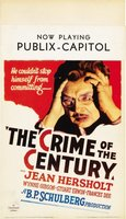The Crime of the Century movie poster (1933) picture MOV_c5d84f3e
