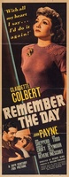 Remember the Day movie poster (1941) picture MOV_c5e147ff