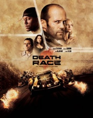 Death Race movie poster (2008) poster MOV_c5e9d172