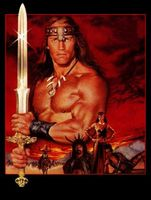 Conan The Destroyer movie poster (1984) picture MOV_c5eb41d6