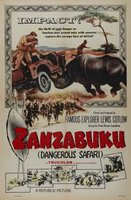 Zanzabuku movie poster (1956) picture MOV_c5ed4748