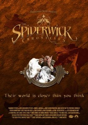 The Spiderwick Chronicles movie poster (2008) poster MOV_c5f684ca