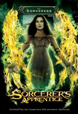 The Sorcerer's Apprentice movie poster (2010) poster MOV_c60f58e1