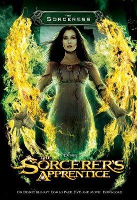 The Sorcerer's Apprentice movie poster (2010) poster MOV_c60f58e1