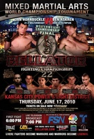 Bellator Fighting Championships movie poster (2009) picture MOV_c61365e4