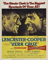Vera Cruz movie poster (1954) picture MOV_3abb8ac4