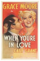 When You're in Love movie poster (1937) picture MOV_c618dfaa