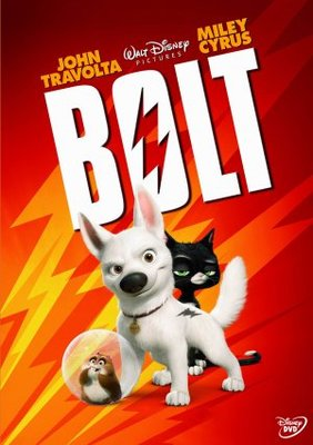 Bolt movie poster (2008) poster MOV_c6191be8