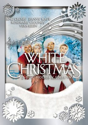 White Christmas movie poster (1954) poster MOV_c625d4d7