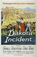 Dakota Incident movie poster (1956) picture MOV_c62b3192