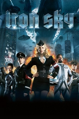 Iron Sky movie poster (2012) poster MOV_c634ca9c