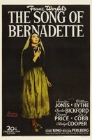 The Song of Bernadette movie poster (1943) picture MOV_c6406473