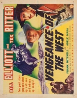 Vengeance of the West movie poster (1942) picture MOV_c64d5396