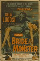 Bride of the Monster movie poster (1955) picture MOV_c64e6851