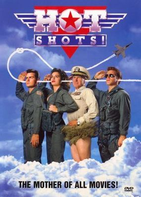 Hot Shots movie poster (1991) poster MOV_c6560377