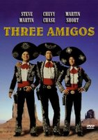 ¡Three Amigos! movie poster (1986) picture MOV_c6599958